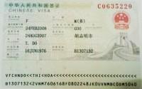 Visa Trung Quoc 6 thang