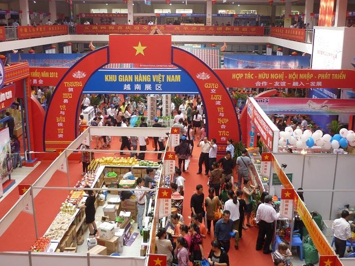 Xin visa Trung Quốc tham dự hội chợ